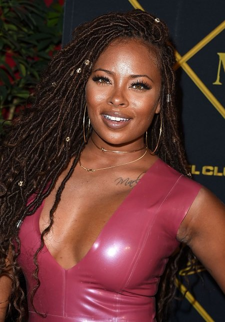 Eva Marcille Net Worth Wallpaper: Eva Marcille arrives at the Maxim Hot 100 Party on July 30, 2016 in Los Angeles, California.