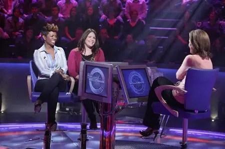Kandi Burruss represented RHOA on 'Who Wants to Be a Millionaire'.