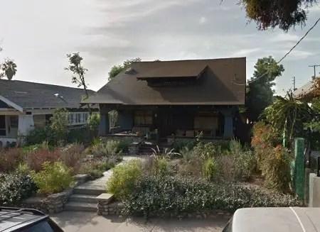 Billie Eilish's Family Home.