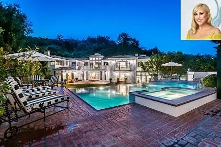 Sutton Stracke Lists L.A. /Bel-Air Home