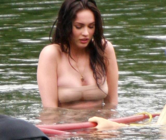 Nude Seen Megan Fox Photo