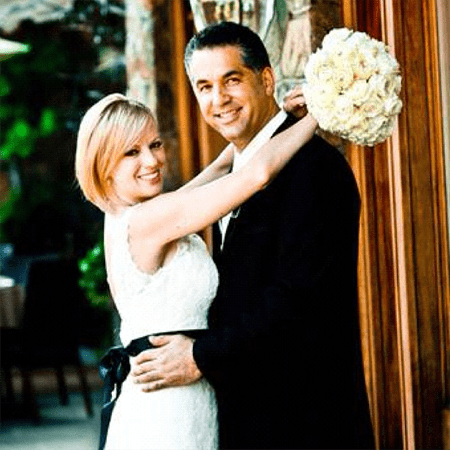 Leanne Lauricella and her husband William Lauricella got married.