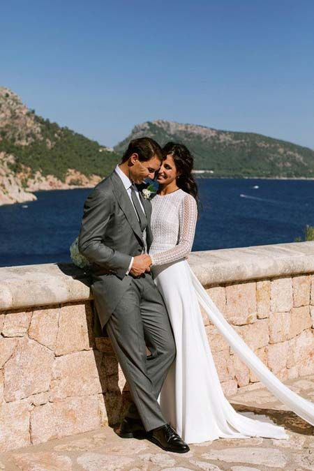 Rafael Nadal and Maria Francisca 'Xisca' Perello were together for over 14 years when they decided to get married.
