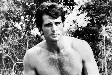 Ron Ely made his career with the TV show 'Tarzan.'