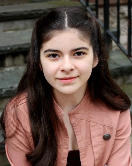 Gabriella Pizzolo is an American child actress and singer.
