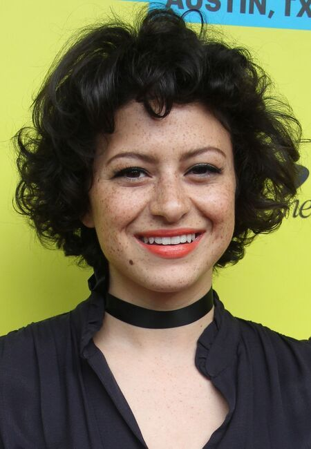 Alia Shawkat came out as bisexual during an interview with 'Out'.