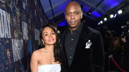 Dave Chappelle is married to his wife Elaine Chappelle since 2001.