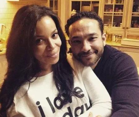 Sunny Hostin is married to her husband Emmanuel Hostin.