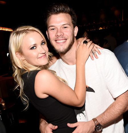 Emily Osment and Jimmy Tatro were involved in a long relationship.