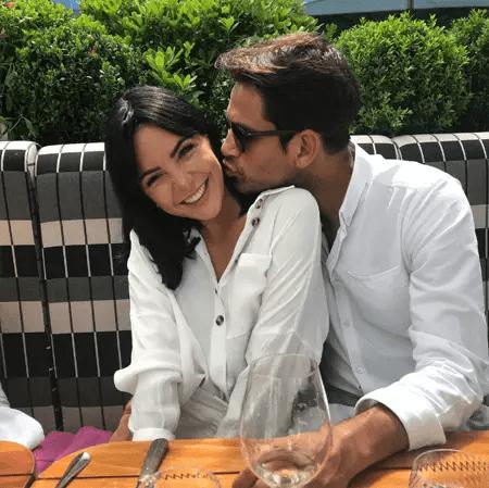 Maddison Jaizani and Luke Pasqualino are in a relationship.