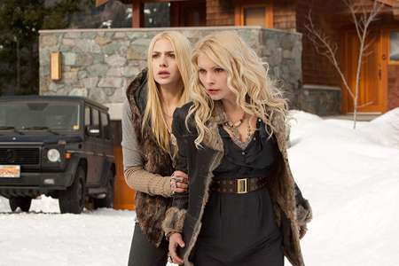 Myanna Buring appeared in the movie The Twilight Saga: Breaking Dawn - Part 2.