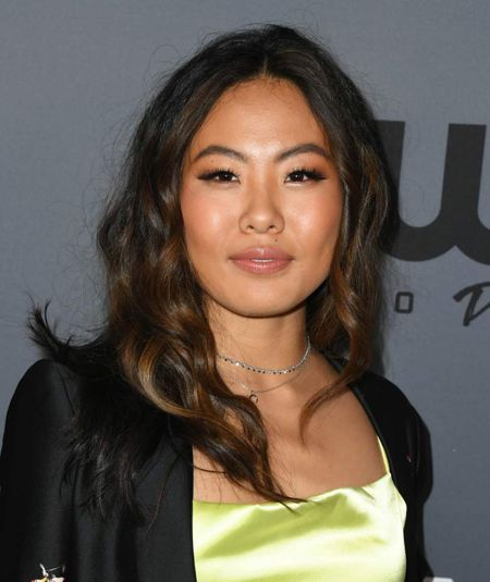 Nicole Kang was hired to play the character of Mary Kane on Batwoman.