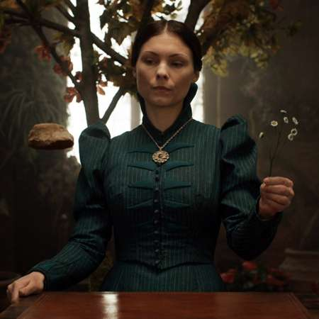 MyAnna Buring is playing the character of Tissaia de Vries in The Witcher.
