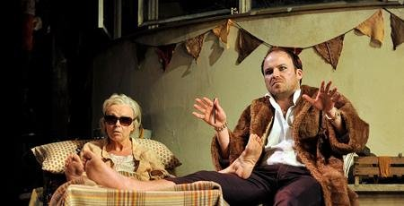 Julie Walters appeared in the first ever play written by Stephen Barasford.