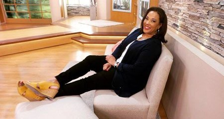 Leah Willams QVC Weight Loss had people in a moment of shock.