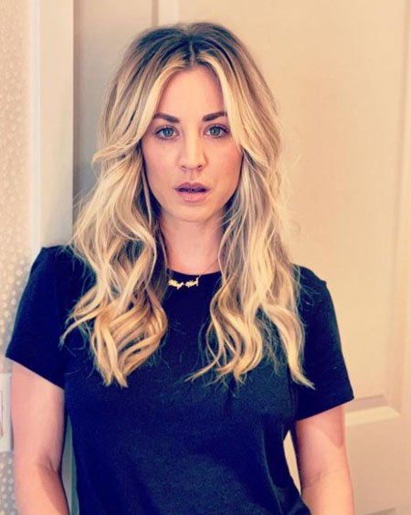 Unlike most Hollywood celebs Kaley Cuoco Plastic Surgery was a topic she broached herself.