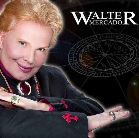 Walter Mercado was a astrologer who died in 2019 due to renal failure.