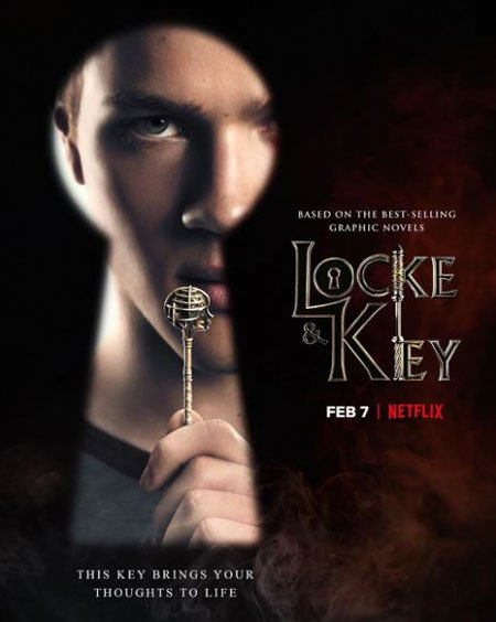 Connor Jessup started acting at the age of 11 and now appears as Tyler Locke in Locke & Key.