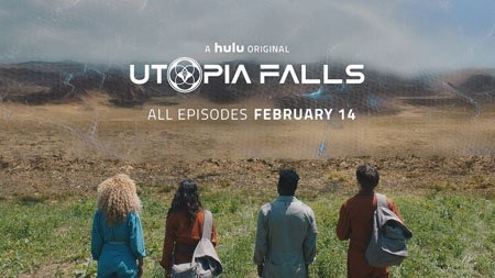 The world beyond the dome awaits for the people of New Babyl in Utopia Falls season 2.