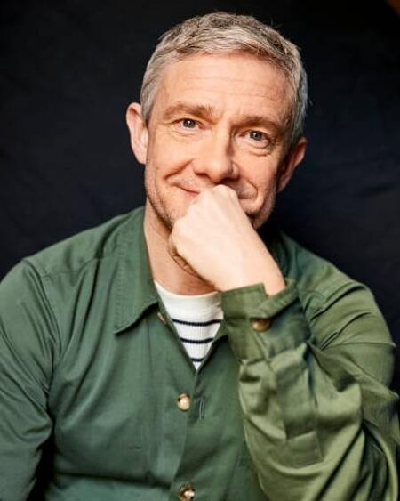 Martin Freeman's net worth is estimated to be $18 million.