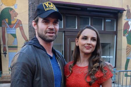 Daniel Gillies separated from his wife Rachael Leigh Cook in June 2019.