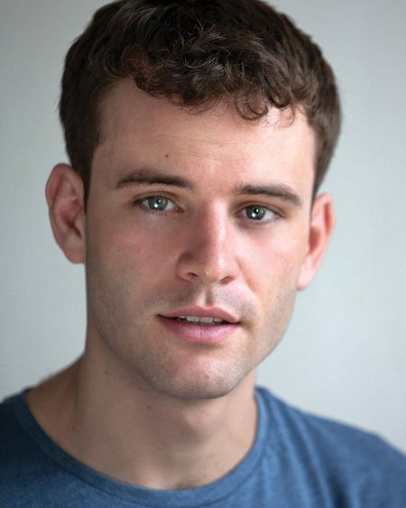 Jack Bardoe is a British actor who trained on stage and is appearing in his first on-screen role.