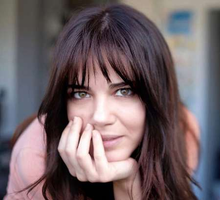 Claudia Tranchese plays Emma in the Netflix movie Under the Riccione Sun.