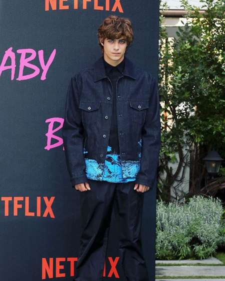 Lorenzo Zurzolo found fame with the role of Niccolo Rossi Govender in the Netflix series Baby.