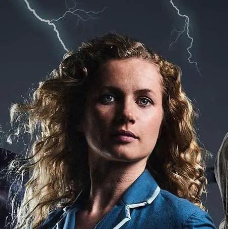 Cornelia Groschel leads Freaks: You're One of Us cast as Wendy.