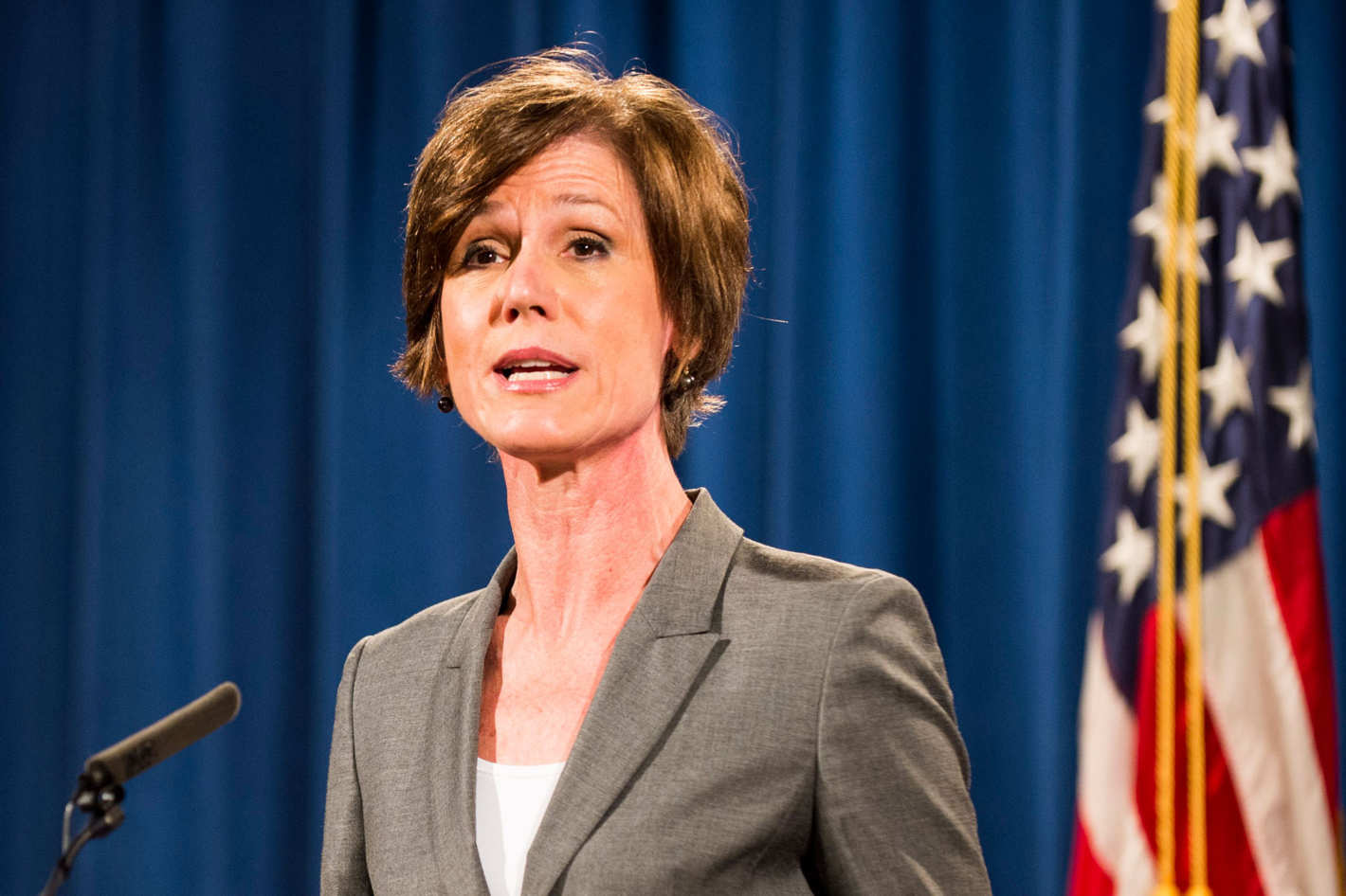 Image result for sally Yates, photos