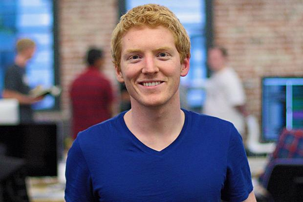 Image result for Patrick Collison