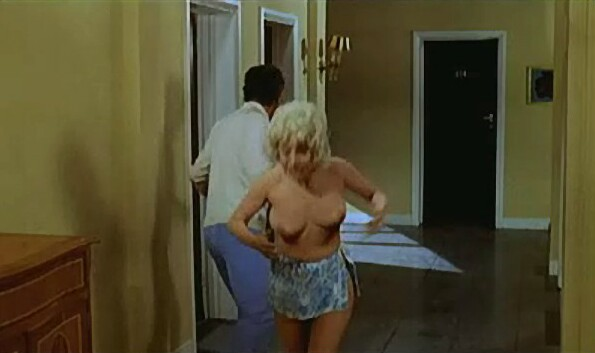 Barbara windsor carry on film deleted scene - 3 part 6