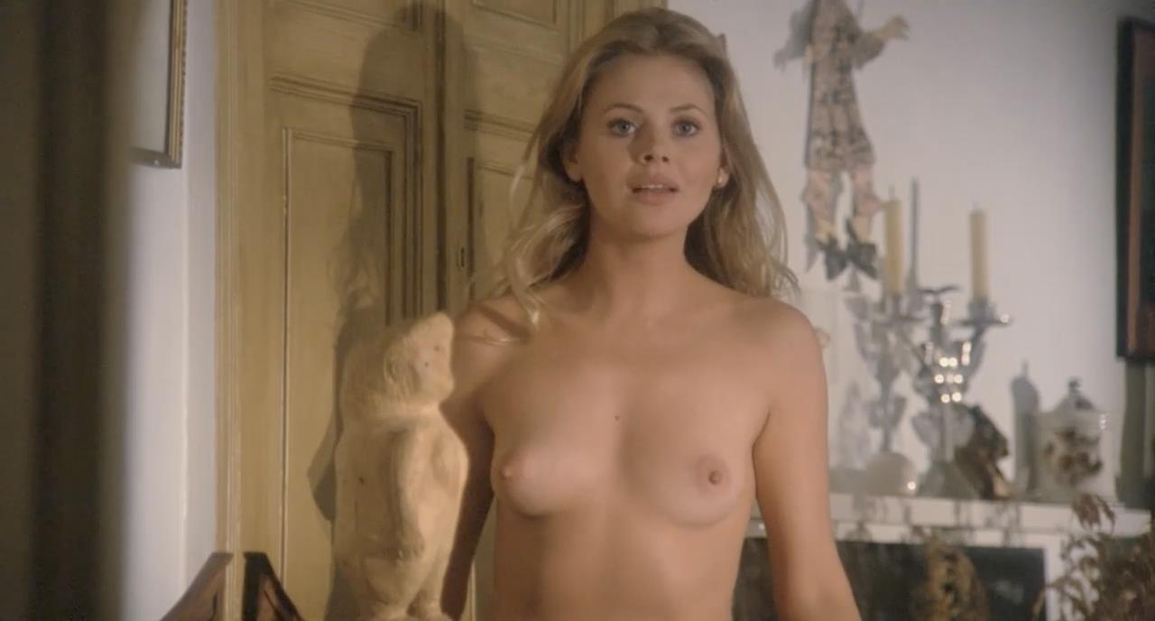 Britt lower nude
