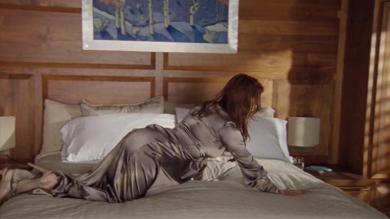 Nackt  Castille Landon Nude lingerie,