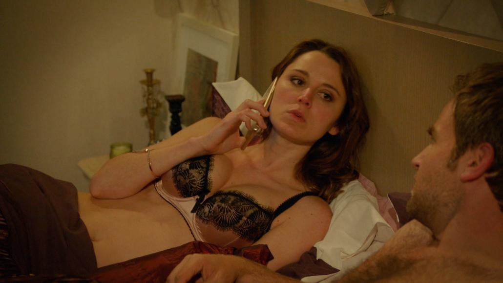 Emily Bevan Nude