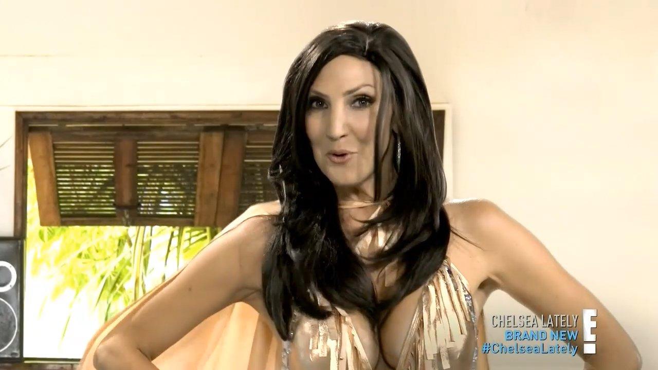 Heather mcdonald topless