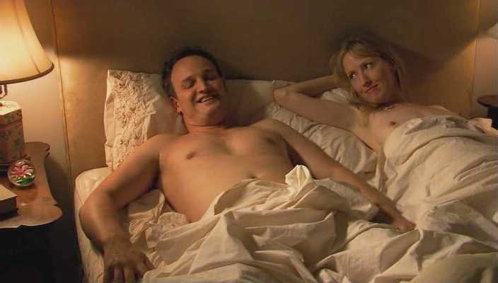 Something is. west wing stars nude