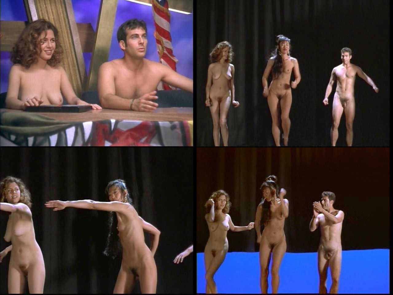 Jessica hecht naked
