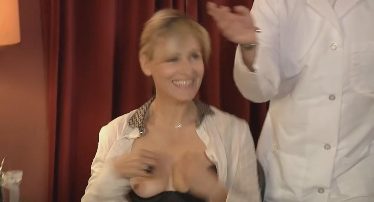 Judith Godr Che nue
