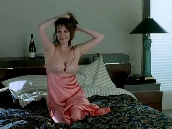 Leslie ann warren nude
