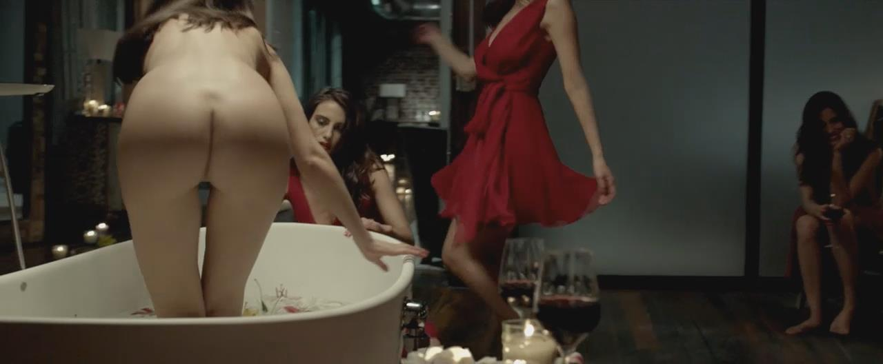 Eliza dushku nude scene in banshee series scandalplanetcom 3