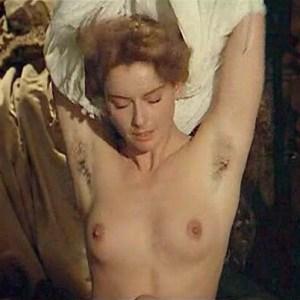 Monica Guerritore  nackt