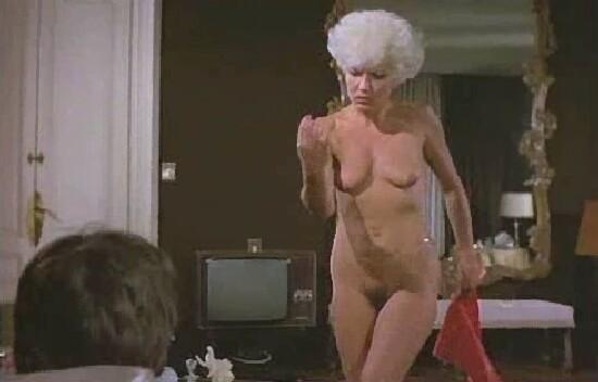 Silvia Solar  nackt