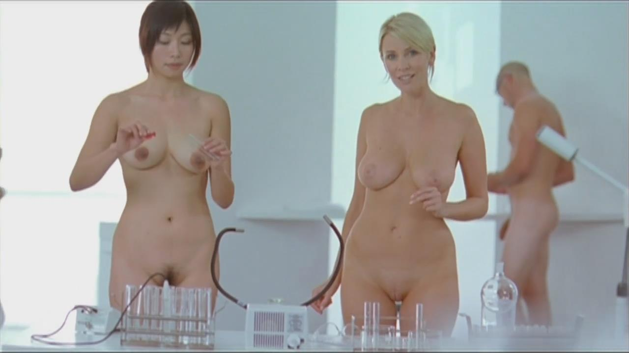 Elave nothing to hide naked commercial 3