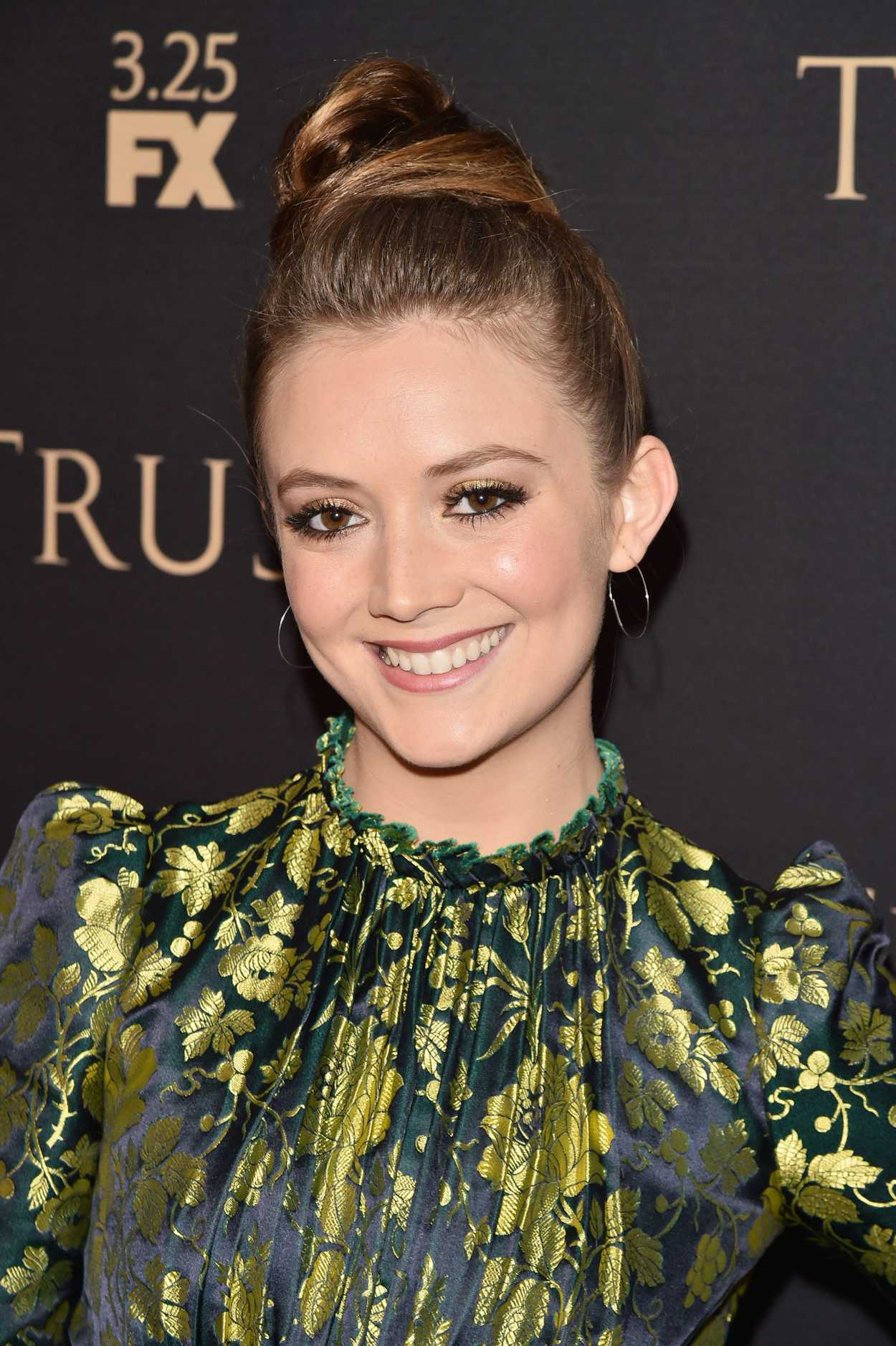 Force Awakens Billie Lourd