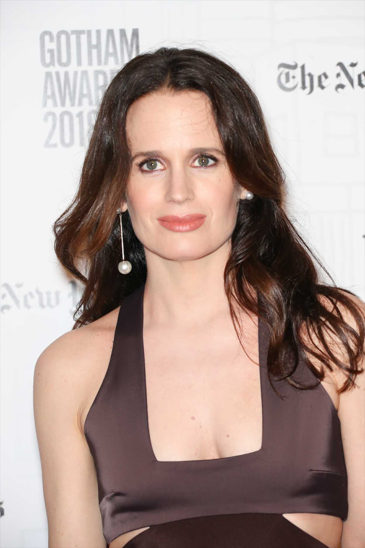 Elizabeth Reaser Attends The 28th Annual Gotham Awards In