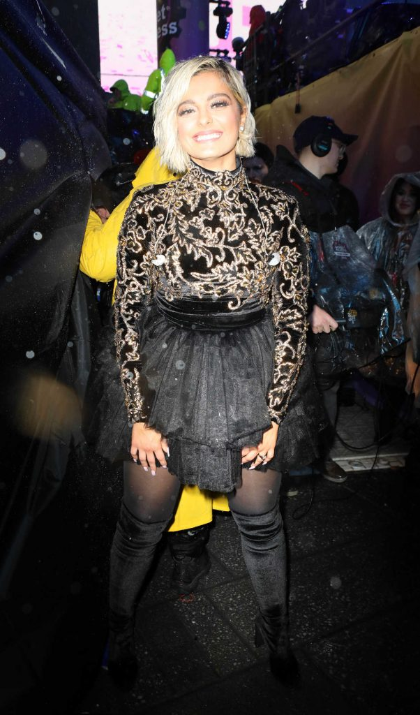 Bebe Rexha Night Out In New York City 12312018