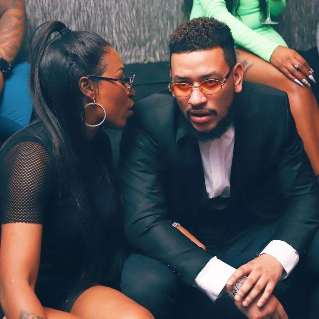 Mzansi celebrity news that broke the internet this year