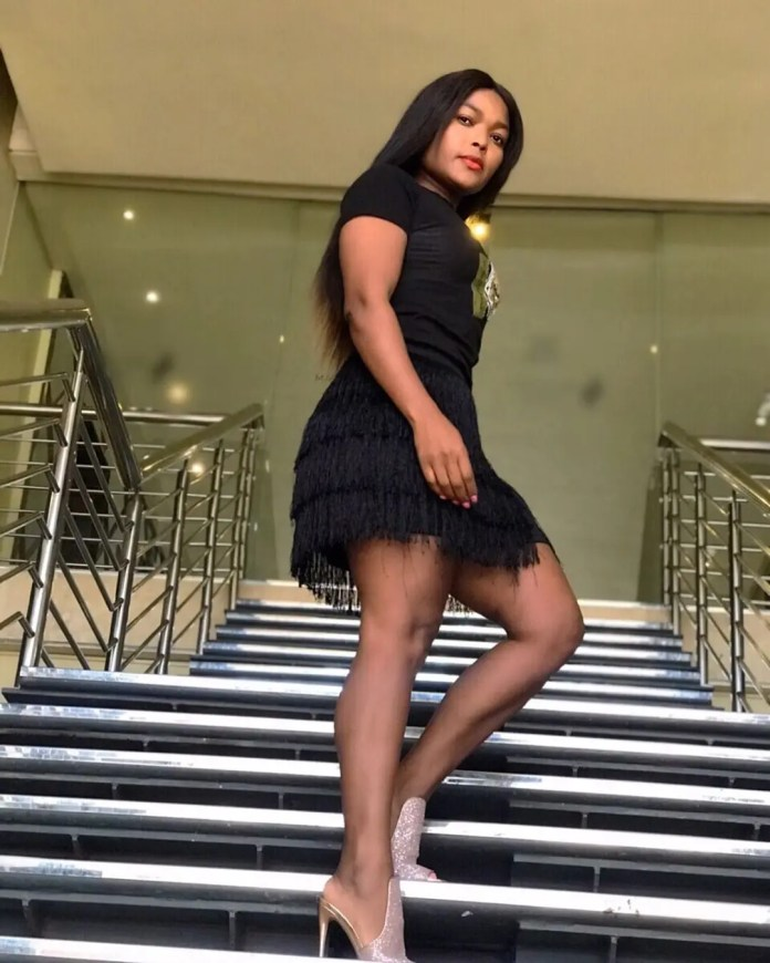 Ann Malinga's #FBF vibe is goals – Pictures