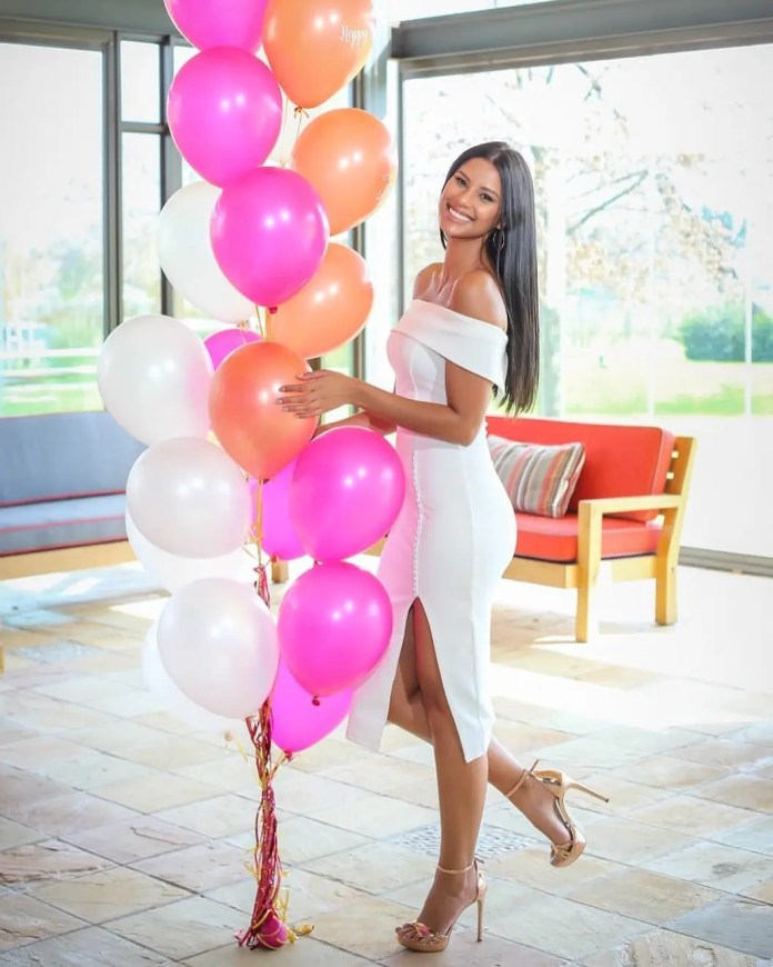 Inside former Miss SA 2018, Tamaryn Green's 25th birthday celebration – Pictures